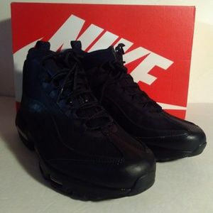 buy popular 09e2d 766ac Nike Shoes - Nike Air Max 95 Sneakerboot 806809-002 Men Sz 8.5